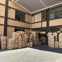 Перевозка товаров из Китая